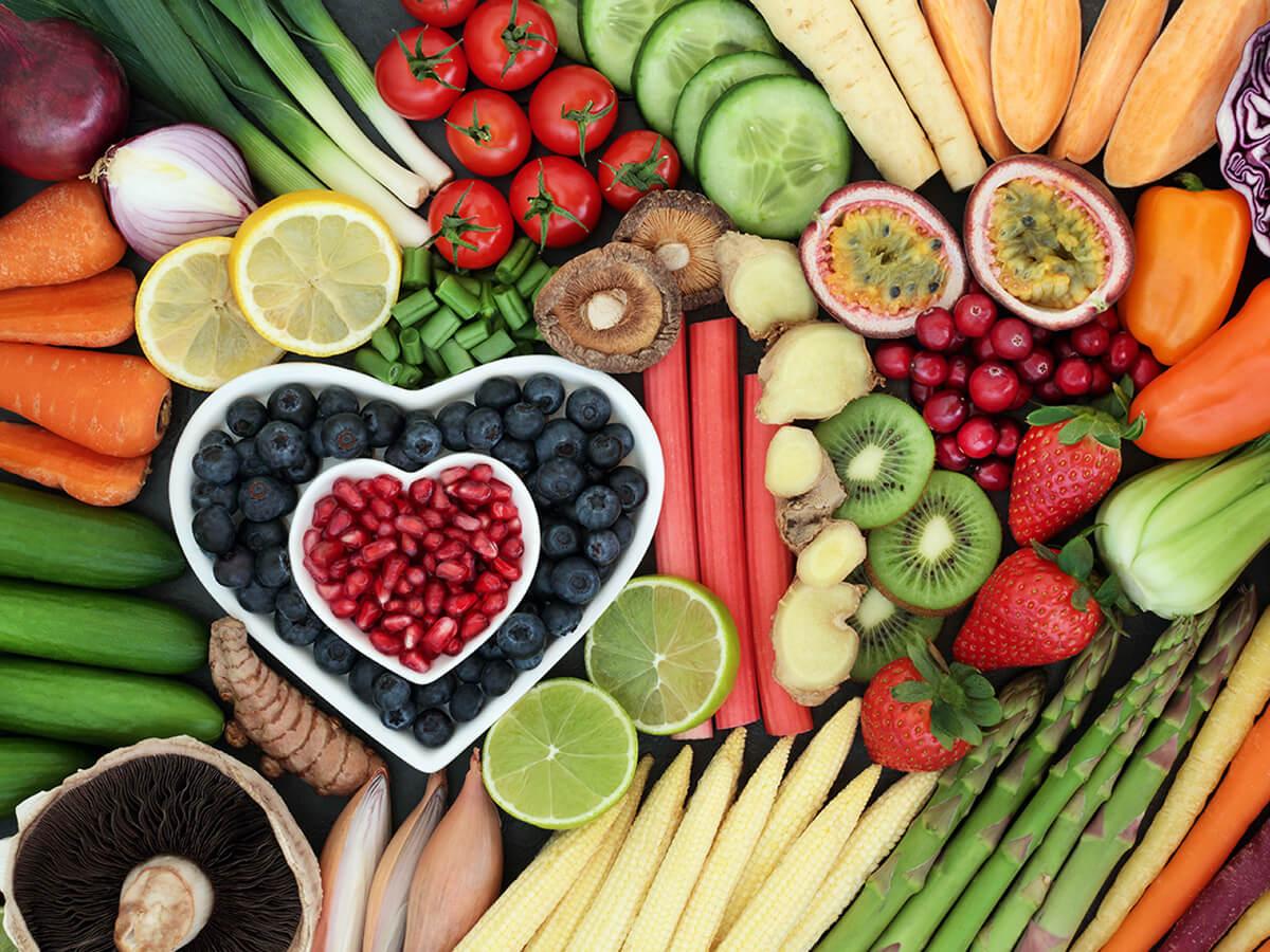 jenis vegetarian dan manfaatnya bagi tubuh