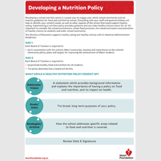Thumbnail of school nutrition policy resource