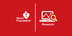 Heart Foundation research announcement