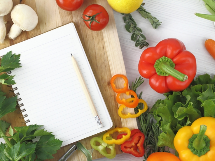 Creating healthy recipes heart foundation make your recipes as healthy as they can be forumfinder Image collections