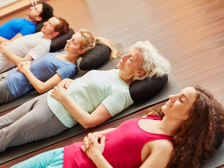 Reduce Stress with Relaxation Techniques