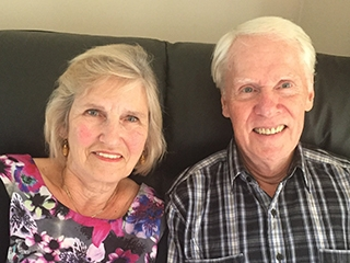 Couple tell their heart disease stories