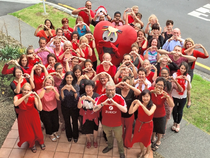 Heart Foundation New Zealand jobs