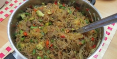 I took a traditional Pacific sapasui (chop suey) recipe and made it healthy. Find out why.
