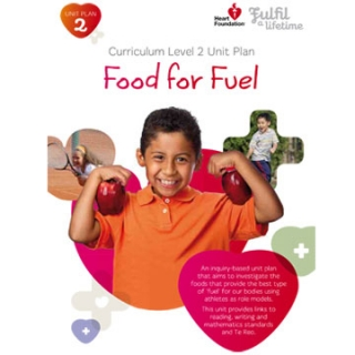 Free lesson plans for teachers around a Food for Fuel theme