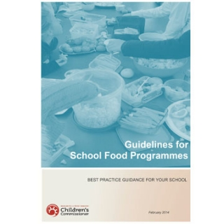 School food programme guidelines document