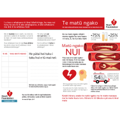 Learn about cholesterol and your heart in Te Reo Māori