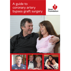 Guide to coronary artery bypass graft surgery