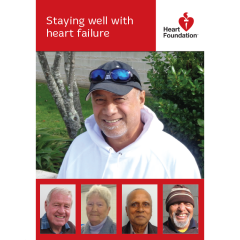Find out what you can do to stay well with heart failure