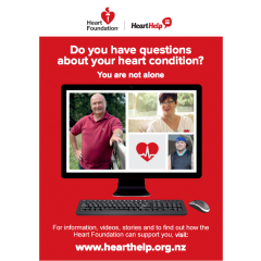 heart foundation we help people affected by heart disease fund