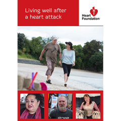 living well after a heart attack