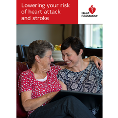 Lowering risk of heart attack and stroke resource