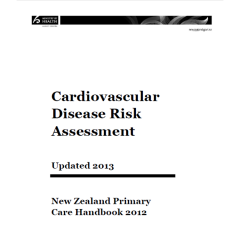 Front cover of a Cardiovascular Disease Risk Assessment Updated 2013
