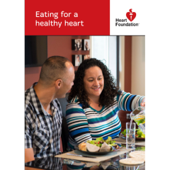 How to make changes to your eating and drinking to benefit your heart health
