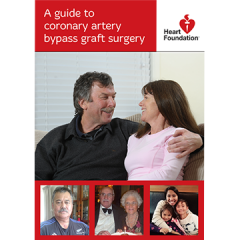 A guide to coronary artery bypass graft surgery - Booklet