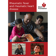 Rheumatic fever and rheumatic heart disease - Booklet
