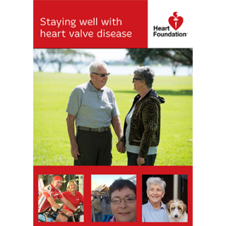 Staying well heart valve disease