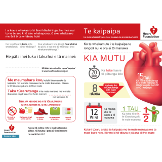 Find NZ support for people wanting to stop smoking in Te Reo Māori