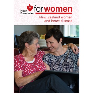 Women and heart disease booklet
